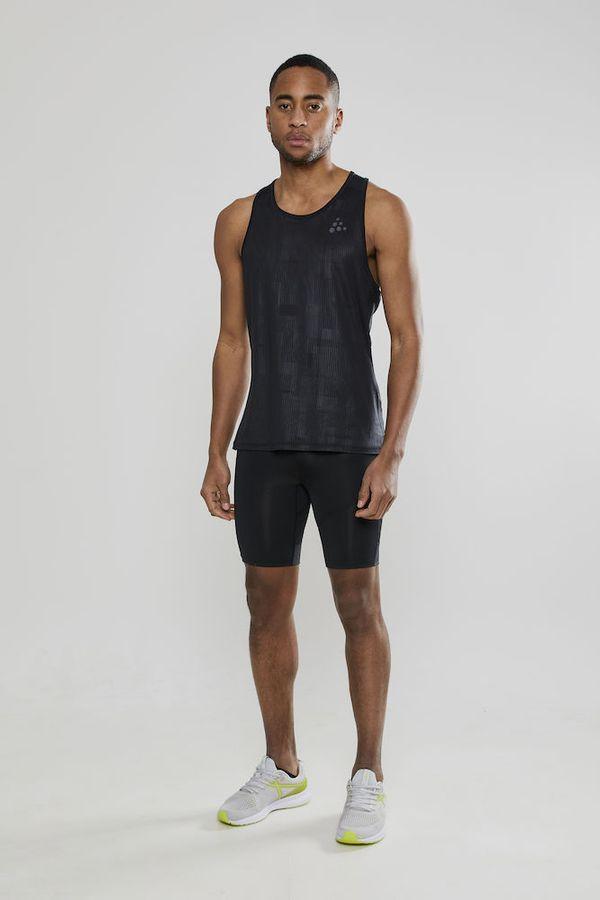 Craft Shade Short Tights M BLACK-BLACK