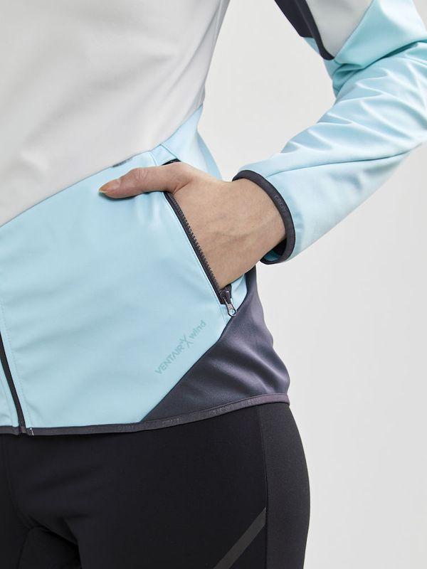 Craft Glide jacket W ASH-AREA