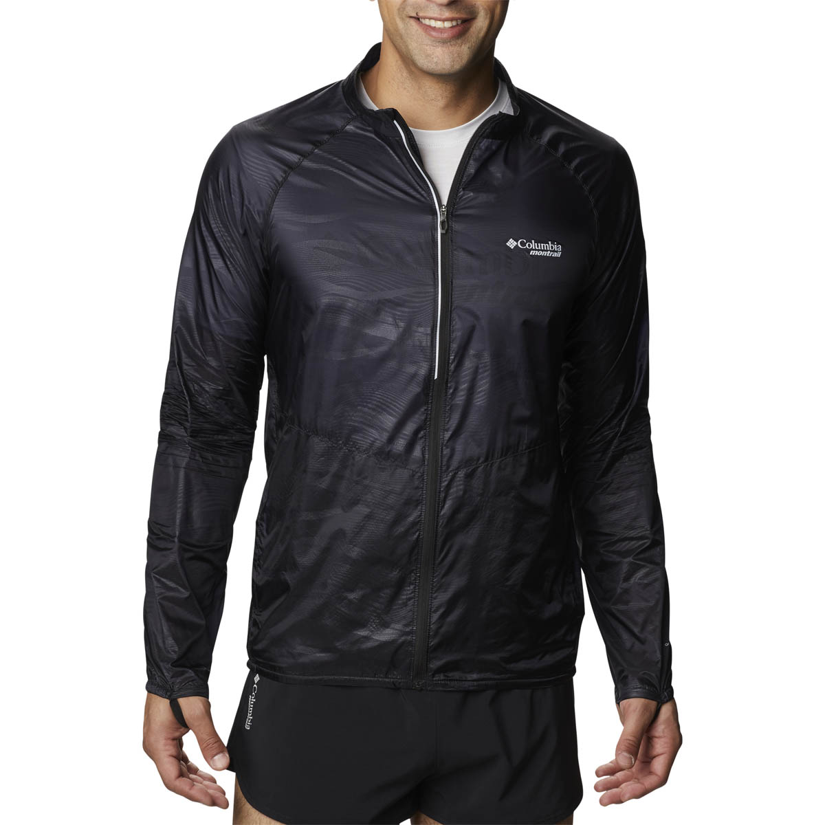 Columbia FKT II Windbreaker Jacket Herre