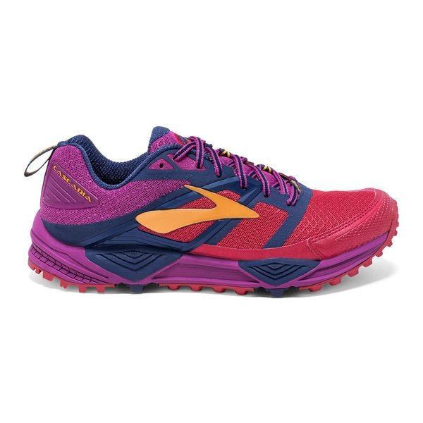 Brooks Cascadia 12 Trail dame
