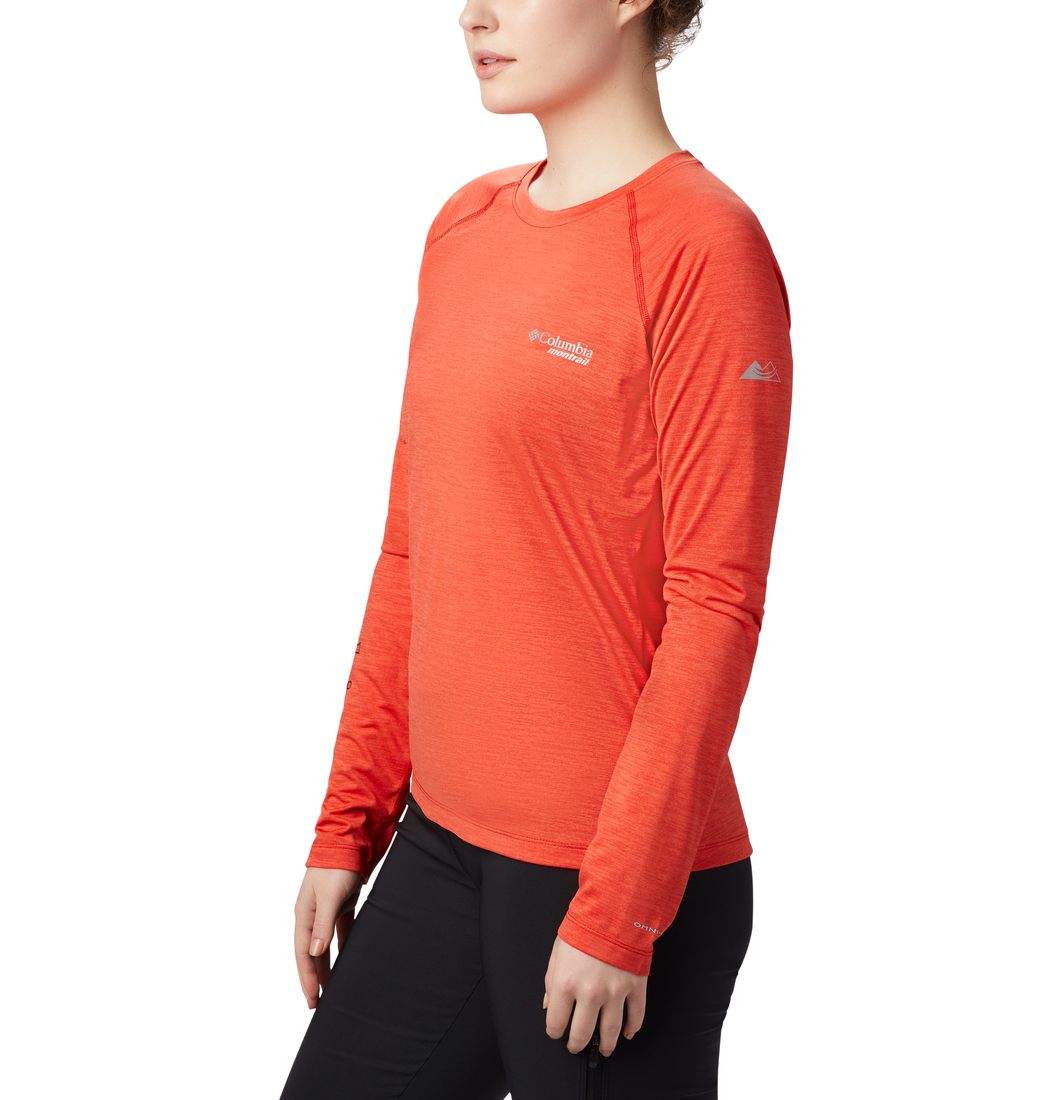 Columbia Trinity Trail II Long Sleeve dame