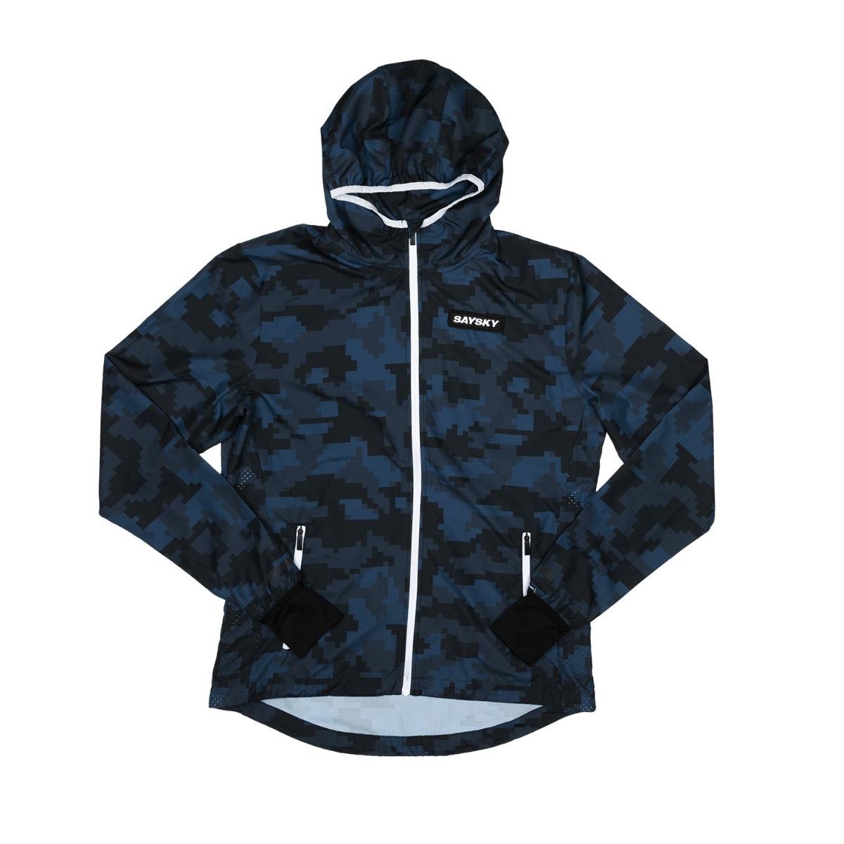 SaySky Camo Pace Jacket herre