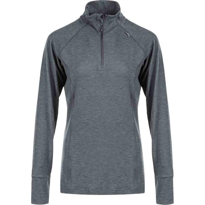 Elite Lab Core X1 Elite Melange Midlayer-Black dame