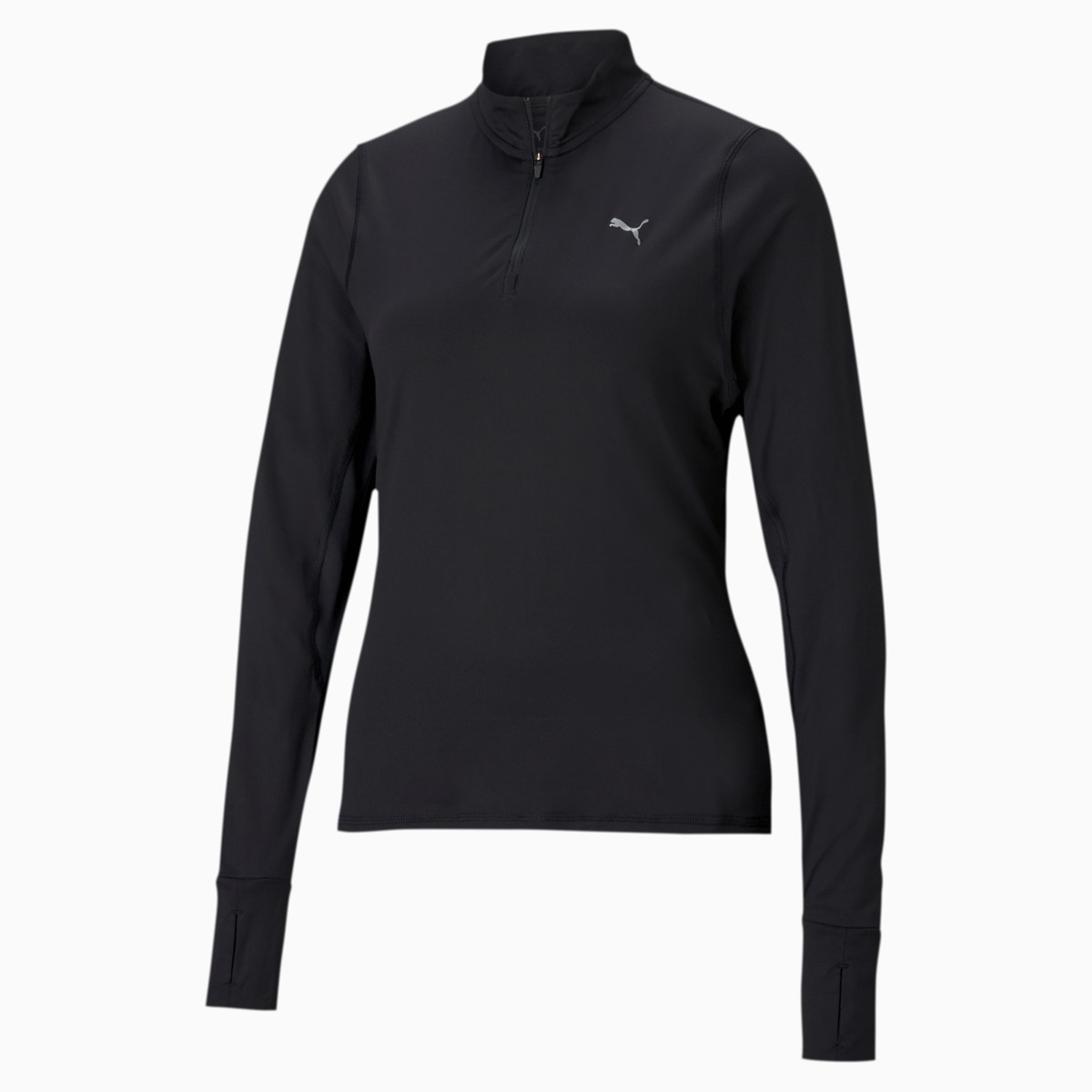 Puma Run Favorite 1/4 Zip Dame