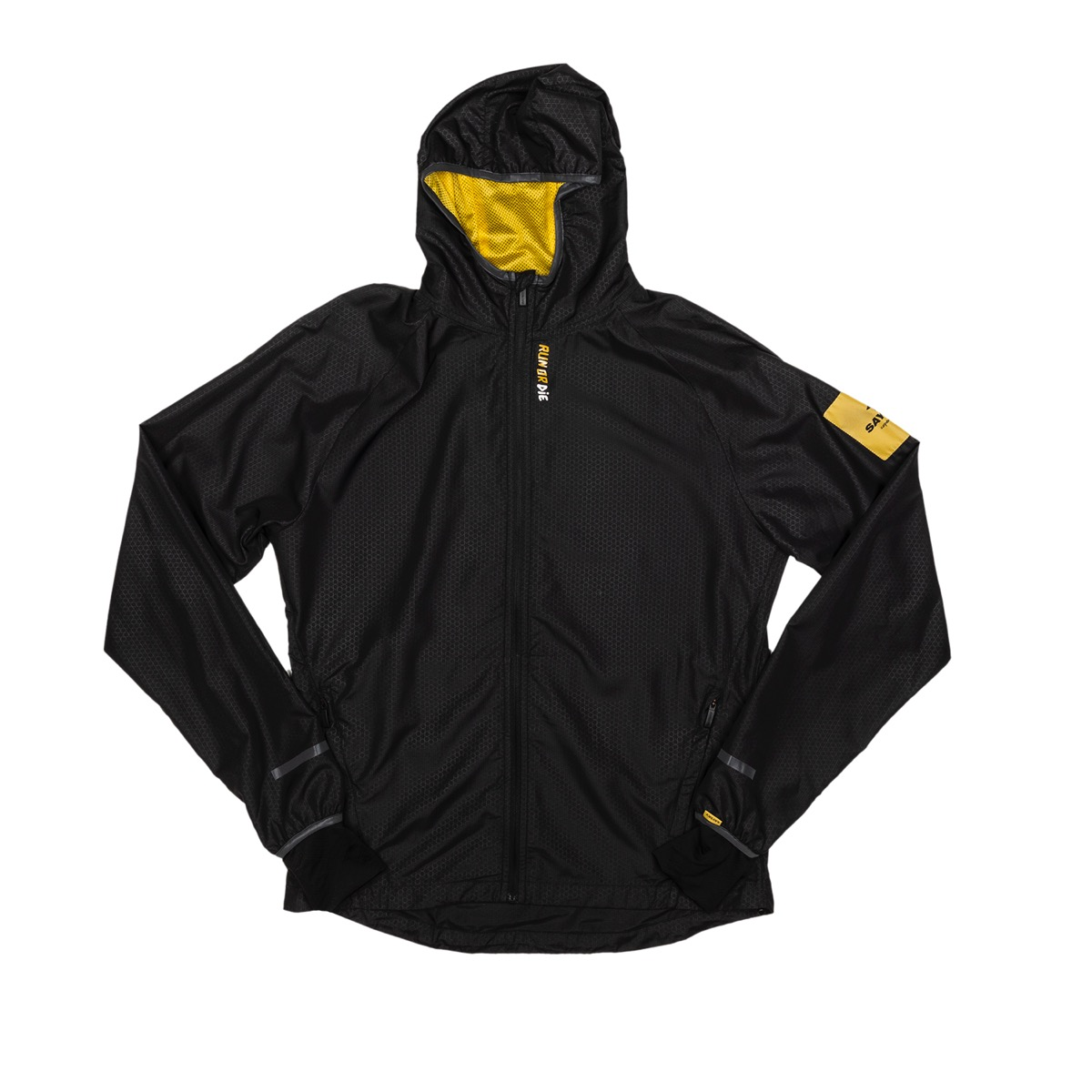 SaySky Run Or Die Pace Jacket Unisex