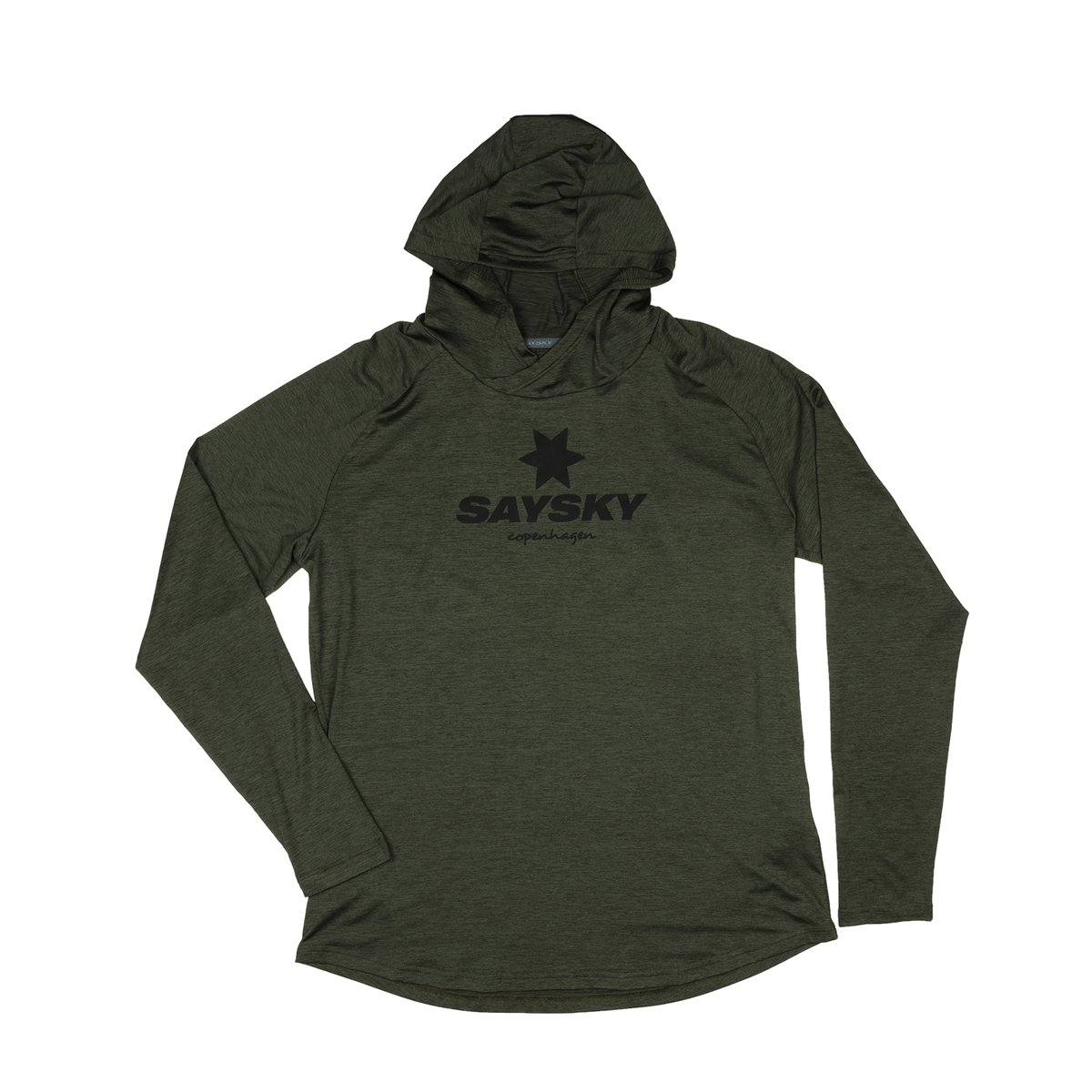 SaySky Hooded Pace LS herre
