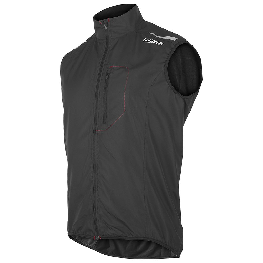 Fusion S1 Run Vest herre Black