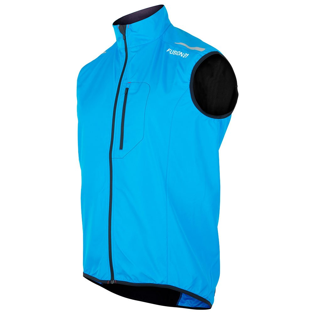 Fusion S1 Run Vest herre Surf/Black