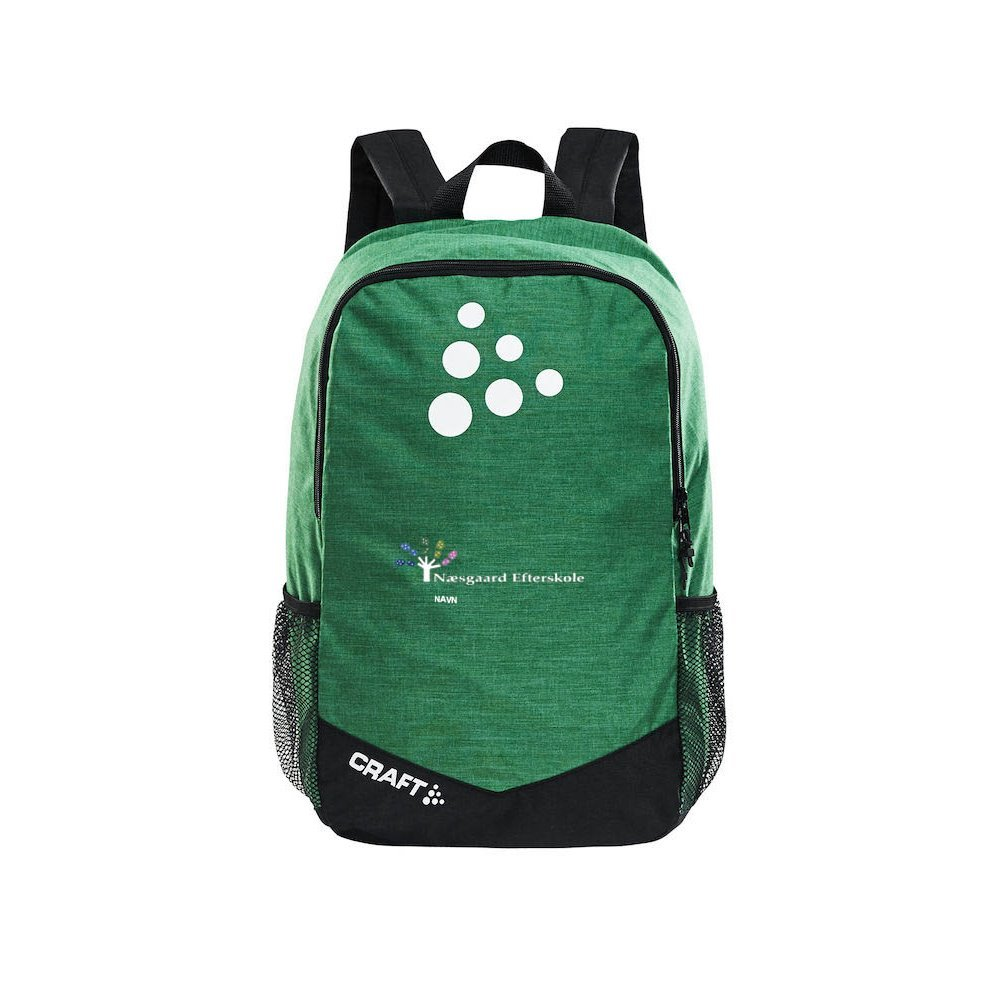 Næsgaard SQUAD Practise Backpack Green