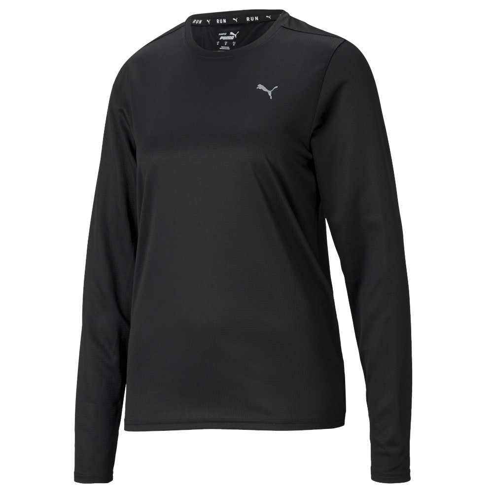 Puma Run Favorite LS Tee Dame
