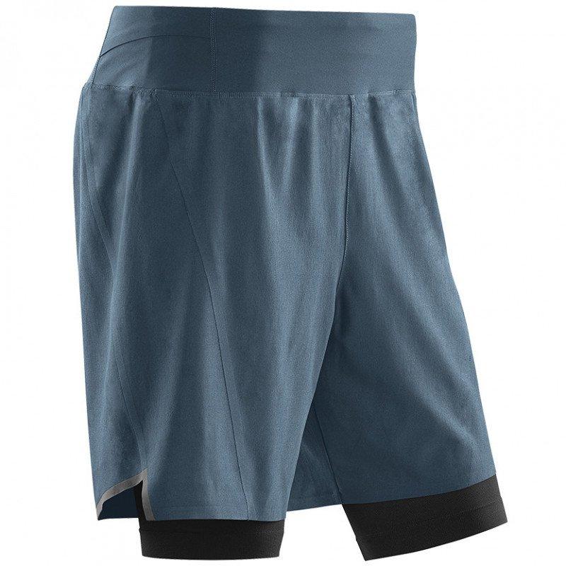 CEP Run 2in1 Shorts 3.0 Grey herre