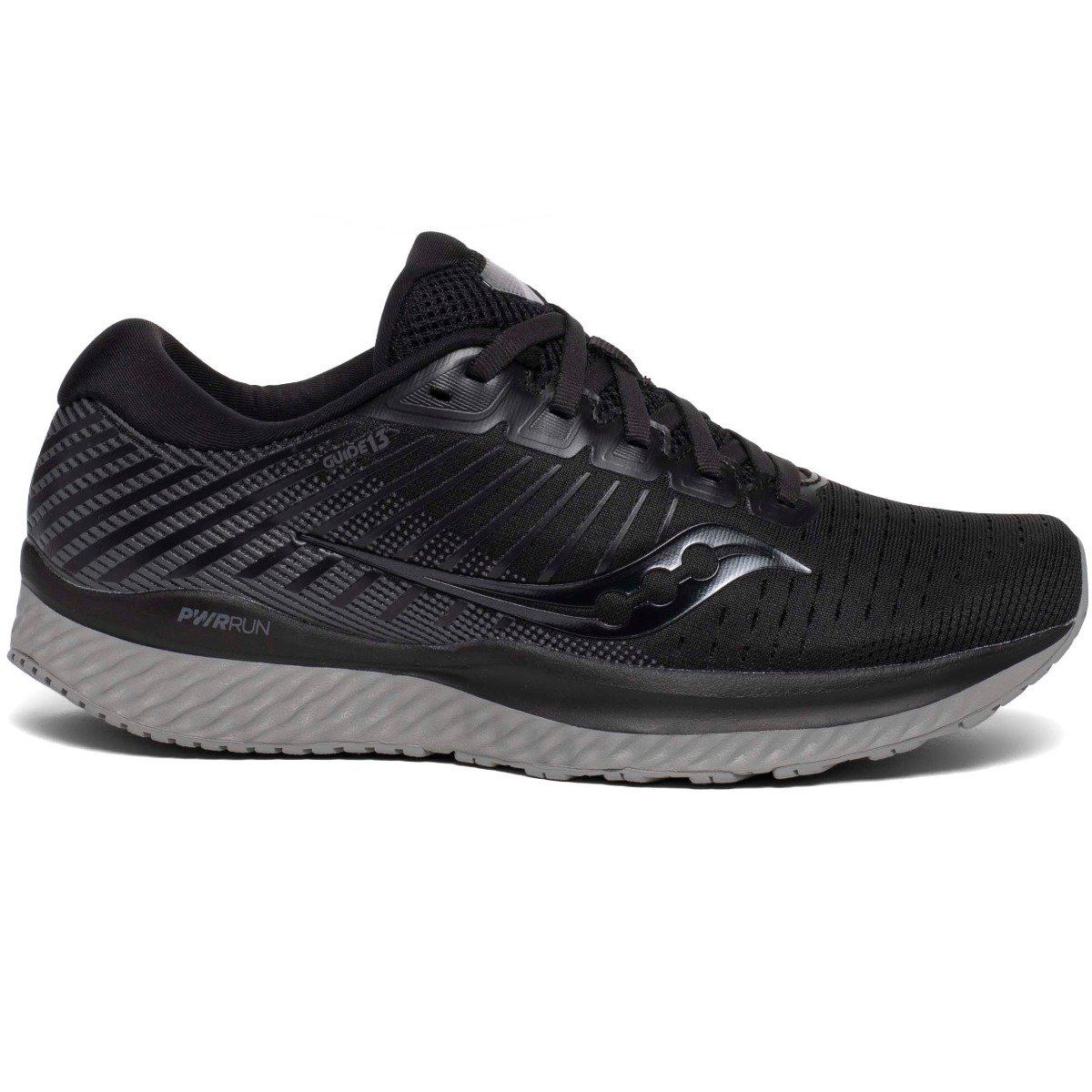 Saucony Guide 13 Blackout dame