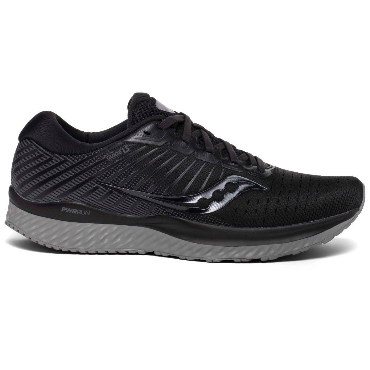 Saucony Guide 13 Blackout herre