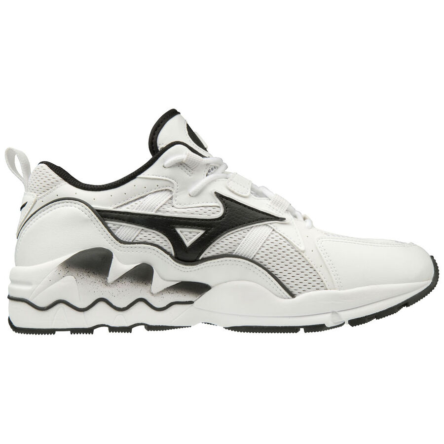 Mizuno Wave Rider 1 White