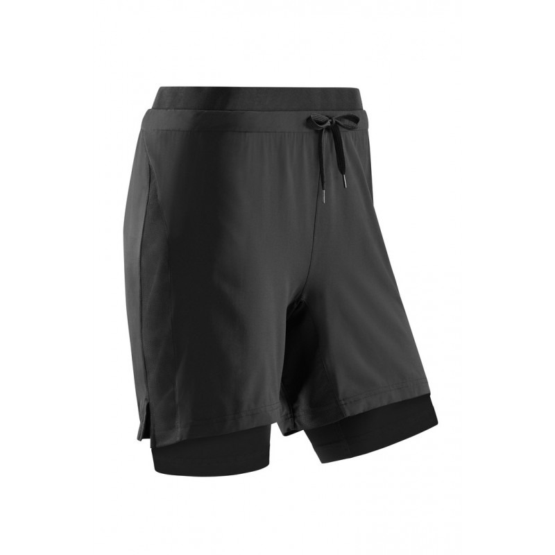 CEP Training 2 in 1 Shorts dame