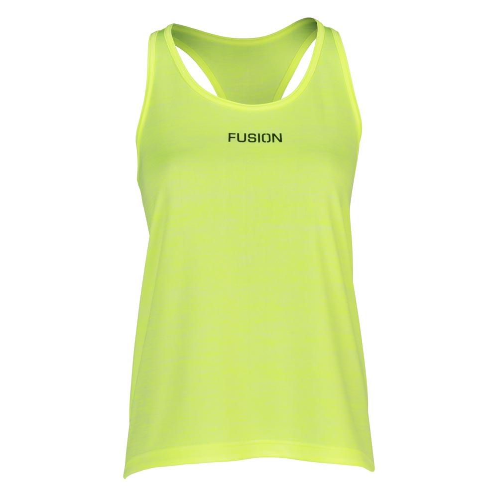 Fusion C3 Training Top dame yellowmelange