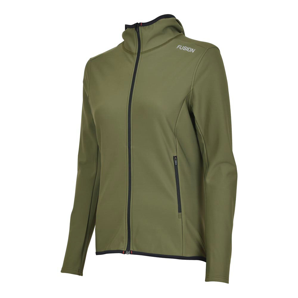 Fusion C3 Plus Recharge Hoodie dame