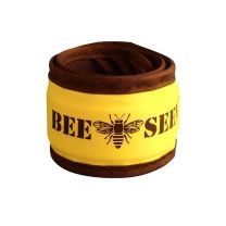 BEE SEEN Click Led Safetyband Lime