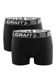 Craft Greatness Boxer 3-Inch 2-pack M Black