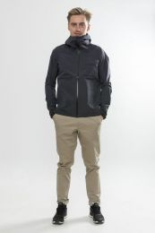 Craft Ride GTX Rain Jacket M Asphalt