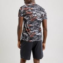 Craft Vent Mesh SS Tee Multi/Black Herre