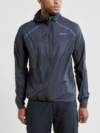 Craft Charge Light Jacket M BLACK