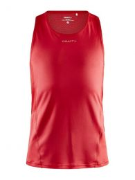 Craft ADV Essence Singlet M BRIGHT RED