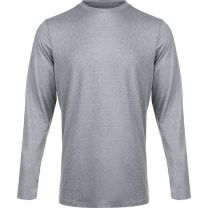 Elite Lab Sustainable X1 Elite LS Tee Mid Grey herre