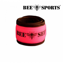 BEE SEEN Click Led Safetyband Pink