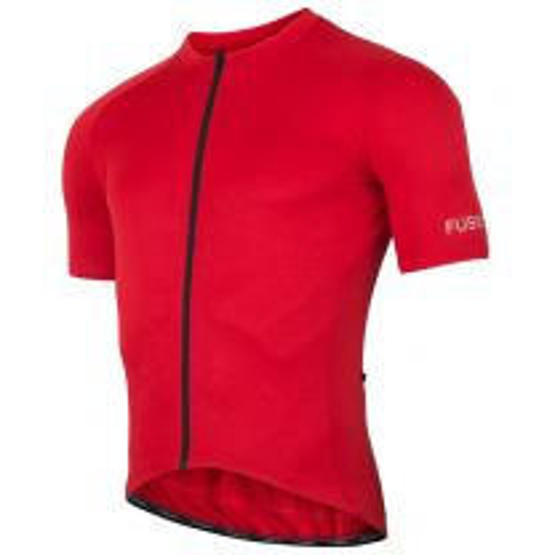 Fusion C3 Cycling Jersey Redmelange