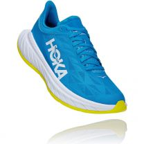 Hoka One One Carbon X 2 Herre Diva Blue / Citrus