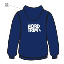 Nordtrim Klubhoodie dame