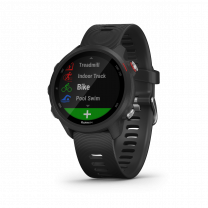 Garmin Forerunner 245 Music - Black/Red