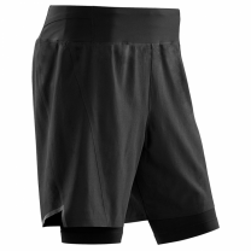 CEP Run 2in1 Shorts 3.0 Black herre