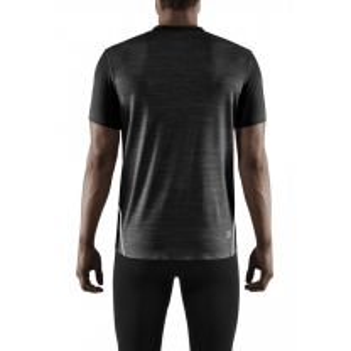 CEP Run Shirt Short Sleeve herre