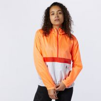 New Balance Q Speed Fuel Lightweight Jacket Dame