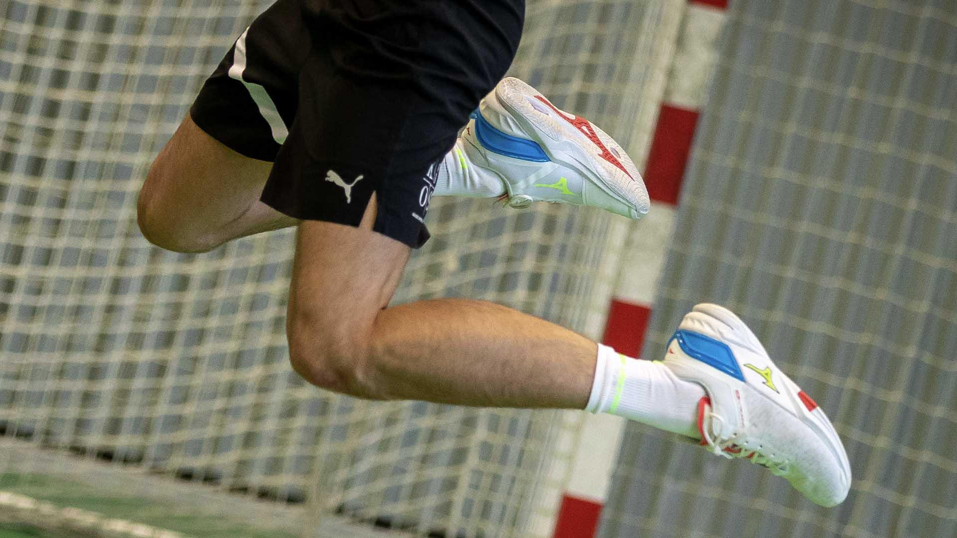 Indlæg til indendørssko, håndboldsko, fodboldstøvler