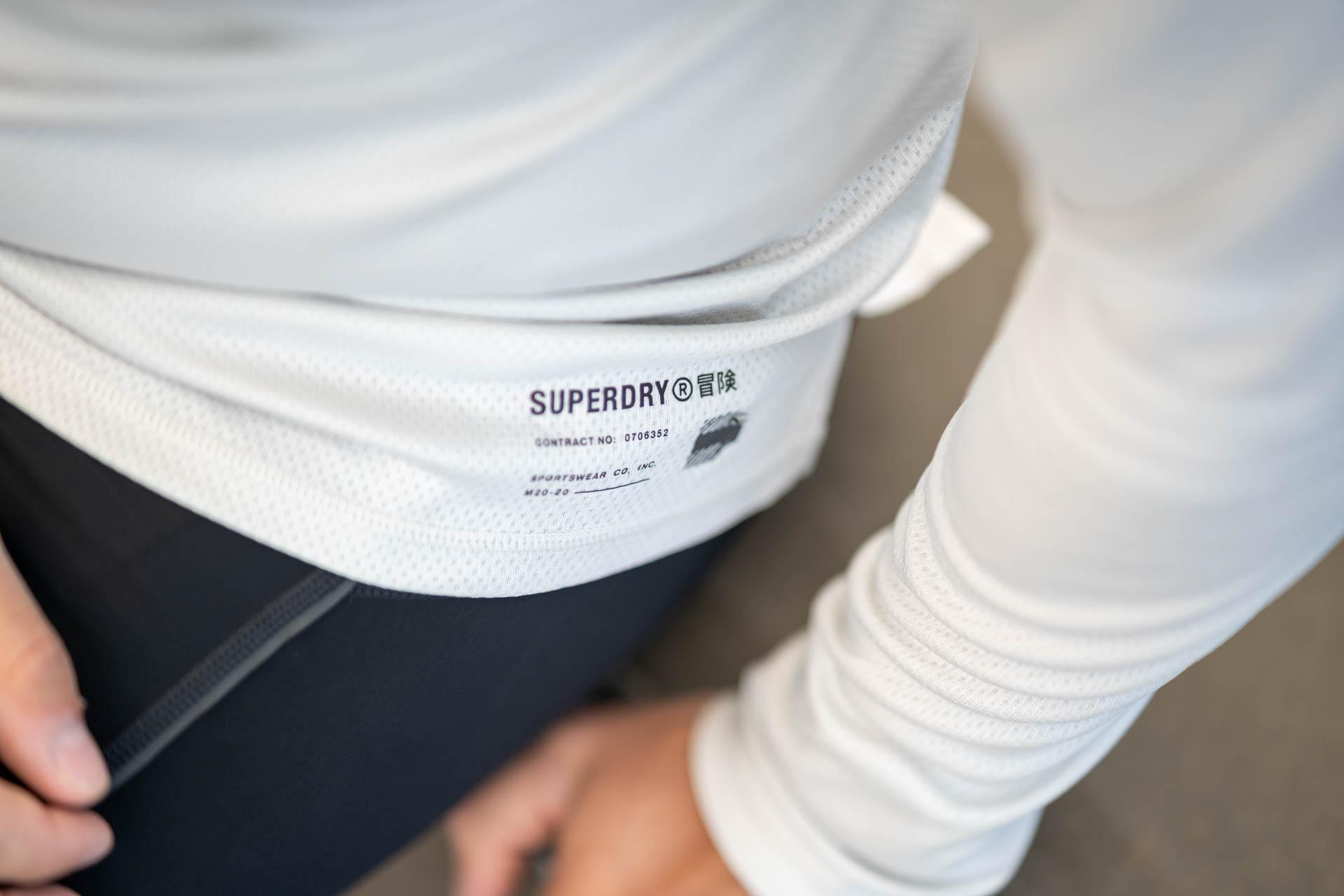 Superdry hos Kaiser Sport & Ortopædi, KSO