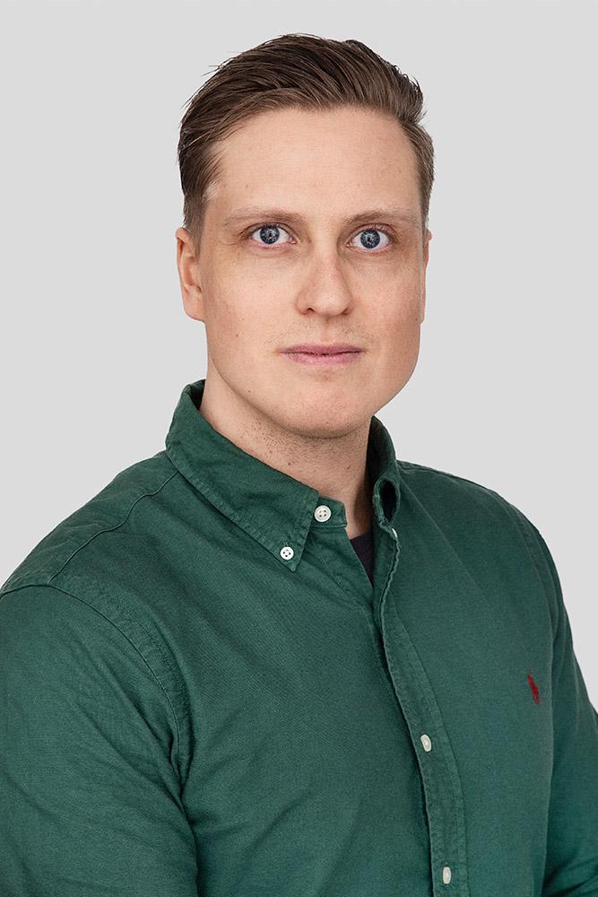 Jannich Hammer Marker