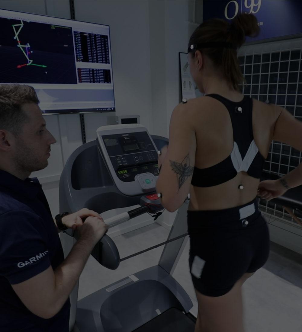 3D-løbestilsanalyse med Qualisys Motion System