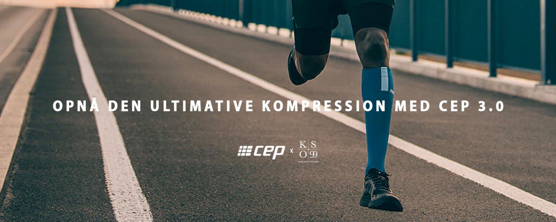 køb cep 3.0 kompressionsstrømper sokker online til dame og herre på kaisersport.dk. Fri fragt.