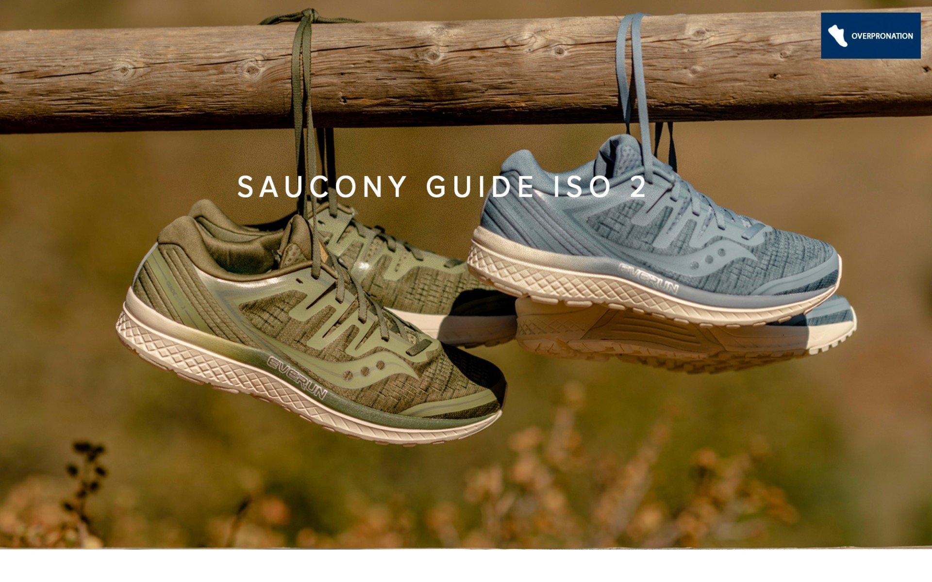 Køb Saucony GUIDE ISO 2 til dame og herre på kaisersport.dk med fri fragt