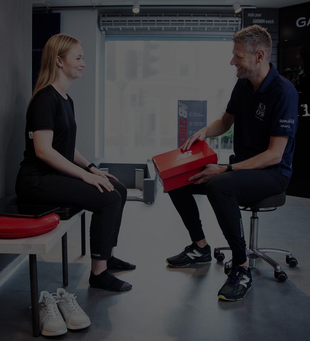 Bestil tid skokøb i kaiser sport & ortopædi - løbestilsanalyse - løbetest