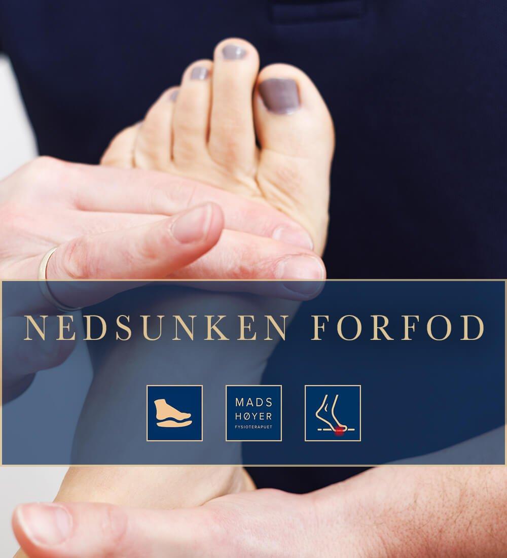 Få effektiv skadesbehandling af sportsskader på fod-klinikken i kaiser sport & ortopædi - fysioterapi - osteopati - ortopædiske indlæg