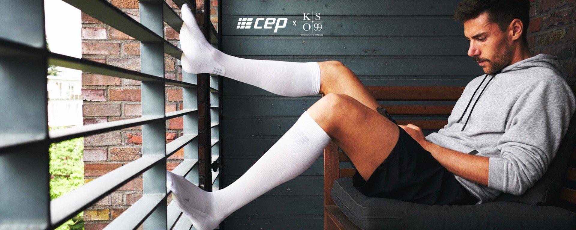 Her er 4 populære CEP-produkter hos Kaiser Sport