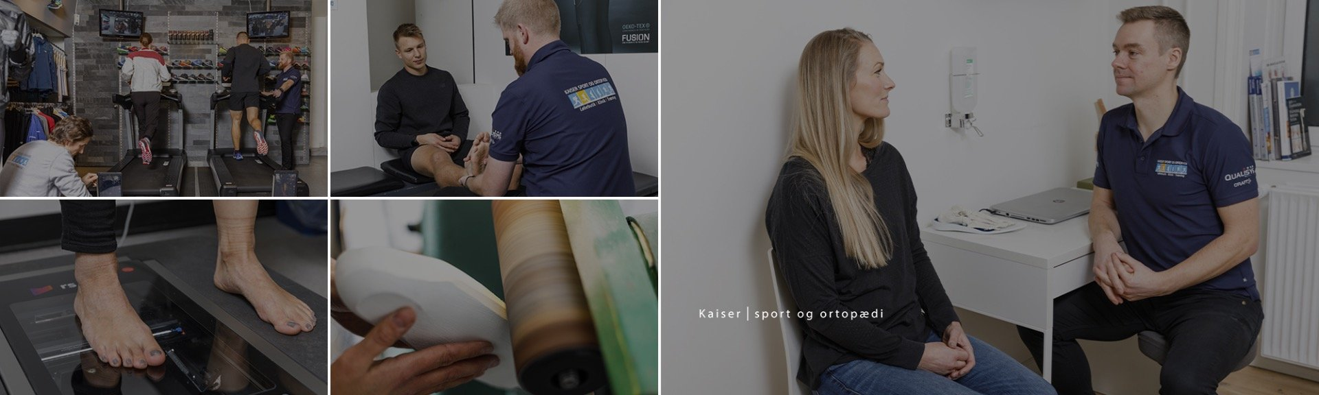 Om Kaiser Sport og Ortopaedi