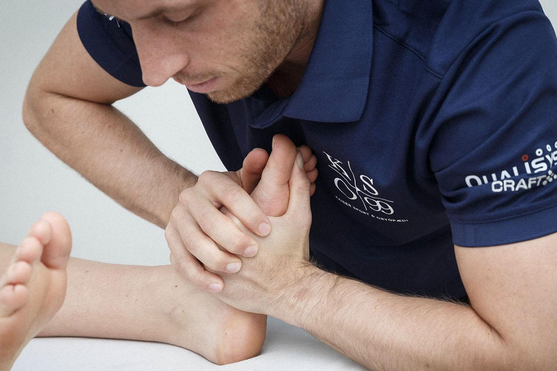 Bestil personlig rådgiver til køb af løbesko, gåsko eller vandrestøvler i Kaiser Sport & Ortopædi