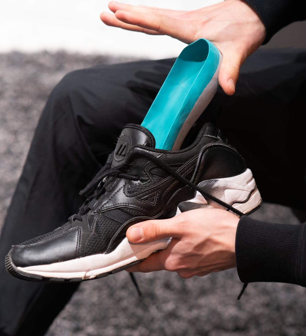 Håndlavede indlæg til løbesko, artikel, blogindlæg