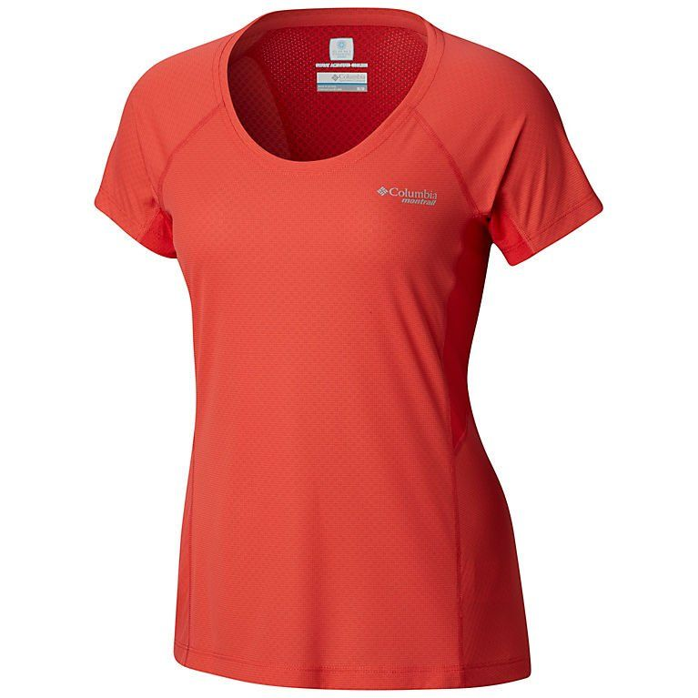 Columbia Titan Ultra II Short Sleeve dame