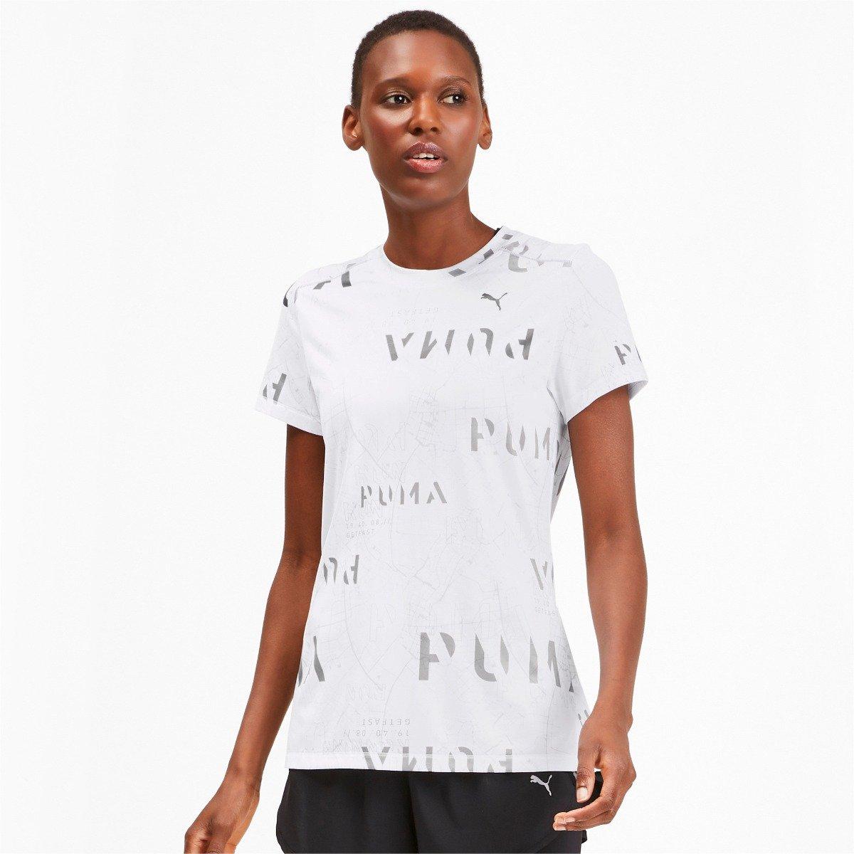 Puma Last Lap Graphic T-shirt dame